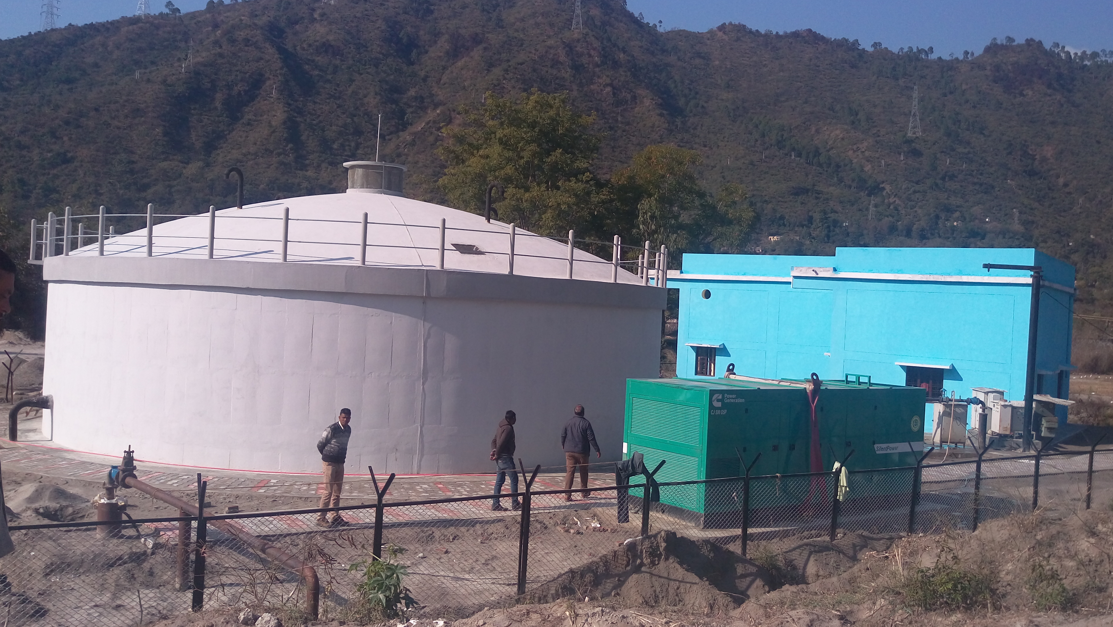 ADB Funded Water Supply Scheme at Uttrakhand