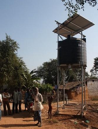 Solar Dual pumps