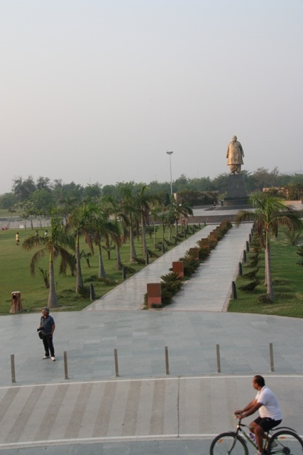 Irrigation System at Janeswar Mishra Park Lucknow